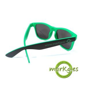 Gafas de sol personalizadas logotipo mejor precio
