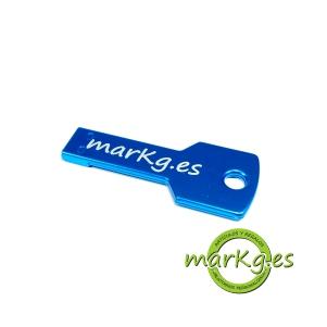 Memoria usb personalizada con logotipo de su negocio