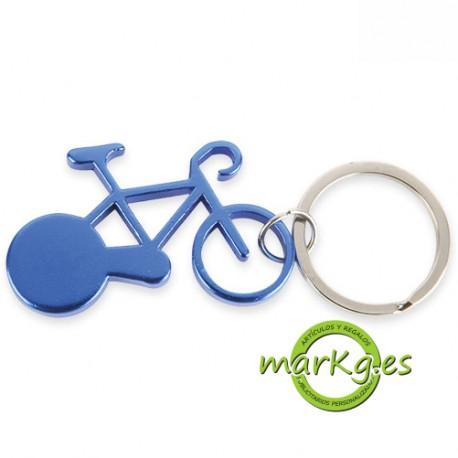Llavero Alumnio Bicicleta