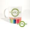 Tazas Personalizada Con Dibujo, Fotografía, Logotipo...